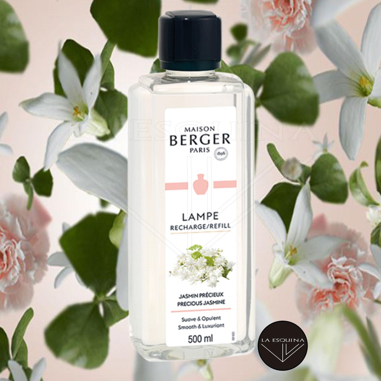 Parfum de Maison LAMPE BERGER Jasmin Précieux 500ml
