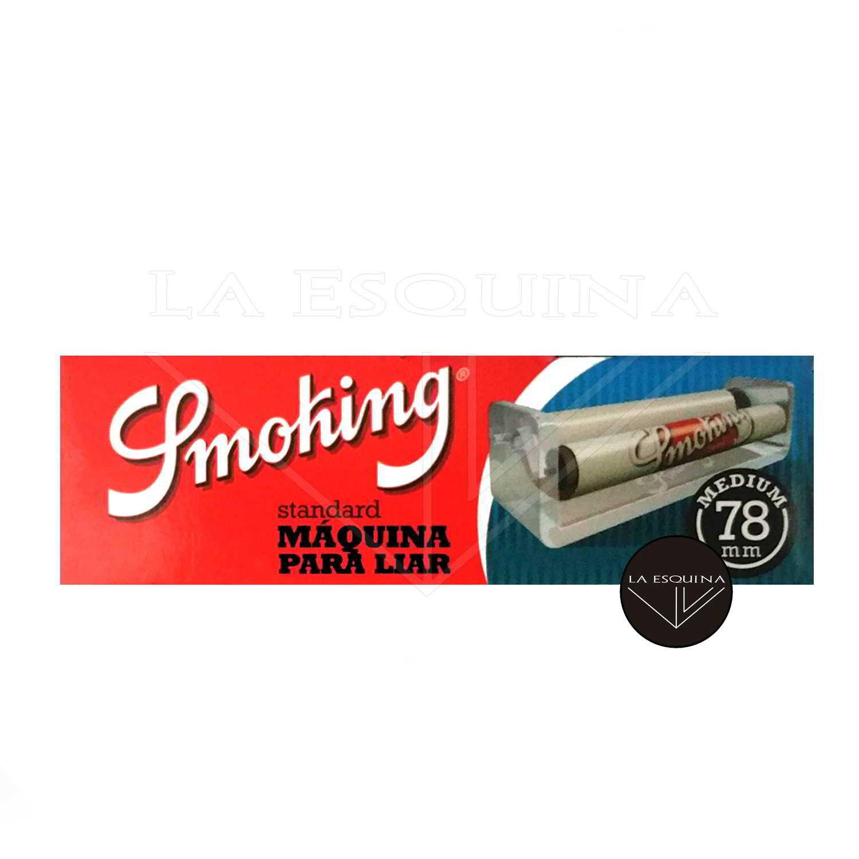 Máquina de Liar Metacrilato SMOKING 78mm