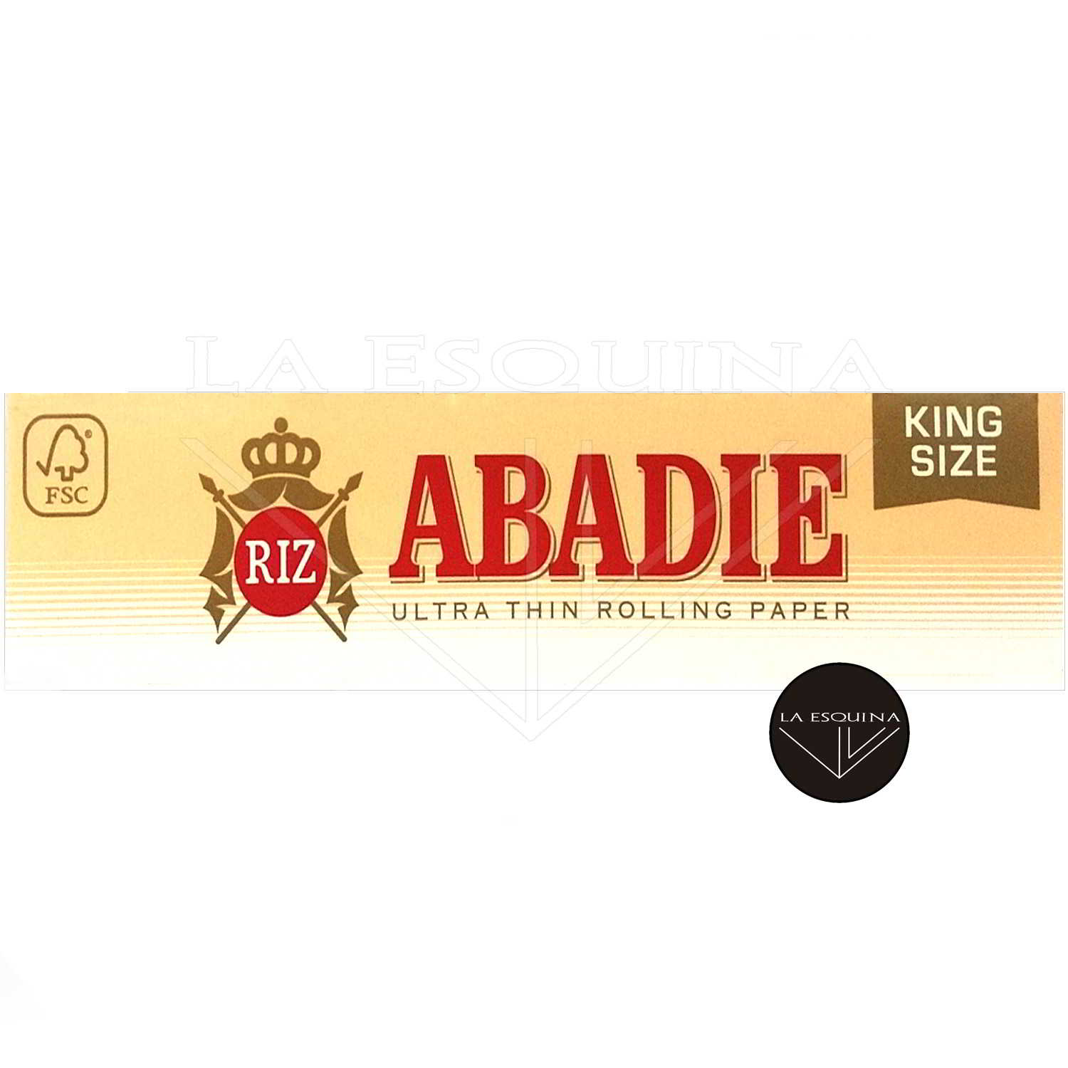 Papel ABADIE King Size 110mm