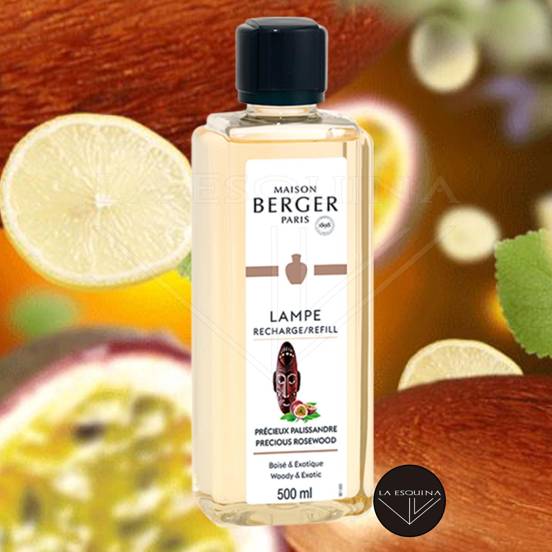 Parfum de Maison LAMPE BERGER Précieux Pallissandre 500 ml