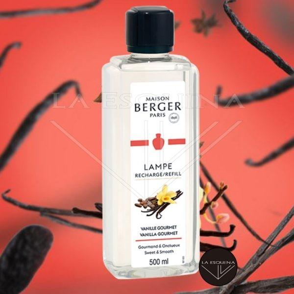 Recambio Lampe Berger Vanille Gourmet aroma vainilla con licor