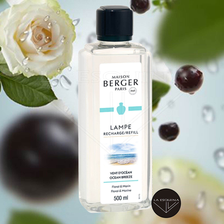 Parfum de Maison LAMPE BERGER Vent d'Ocean 500ml