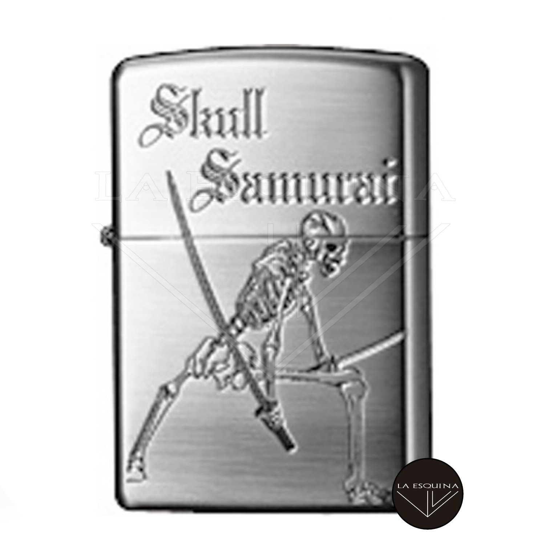 Zippo Skull Samuray