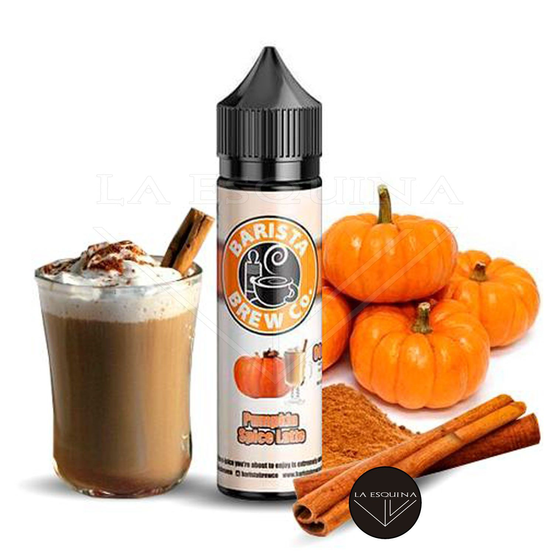 BARISTA BREW CO. Pumpkin Spice Latte 50ml