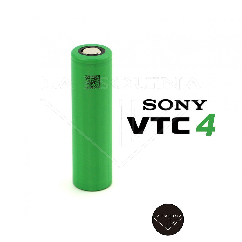 Batería SONY 18650 VTC4 30A - 2100 mAh