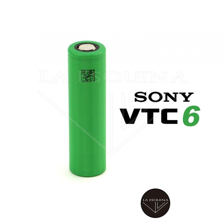 Batería SONY 18650 VTC6 30A – 3120 mAh