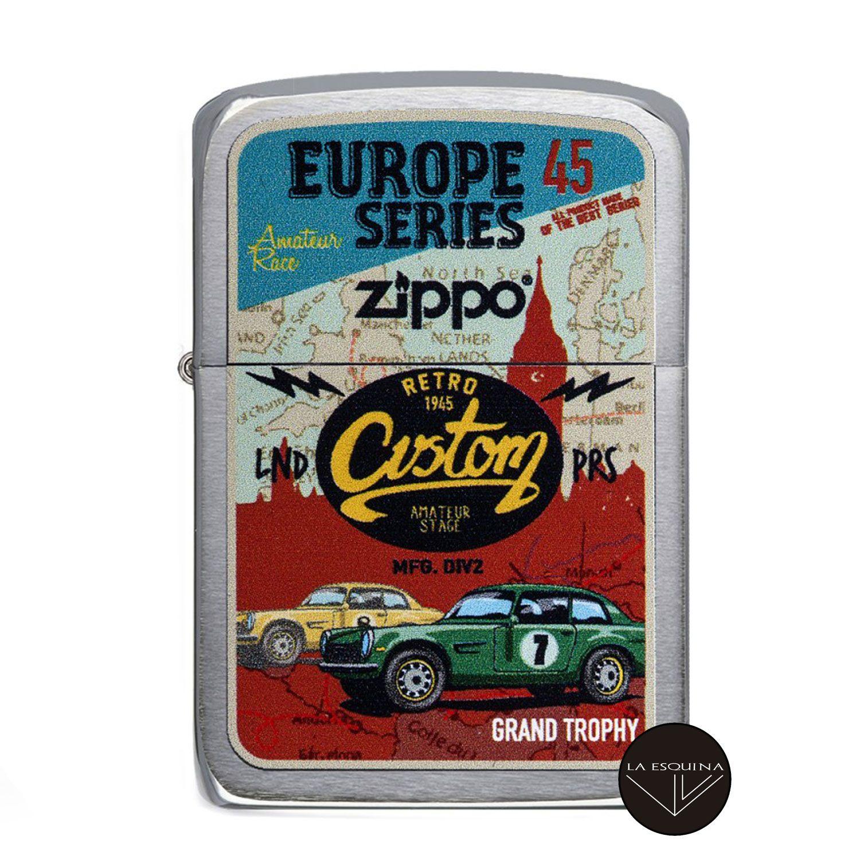 Zippo Retro Car Design