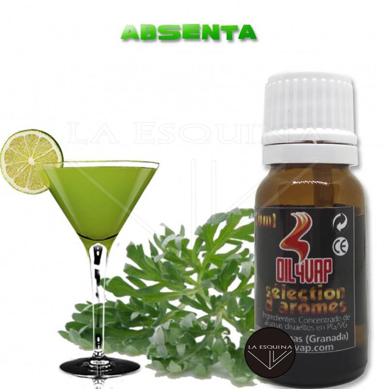 Aroma OIL4VAP Absenta 10ml