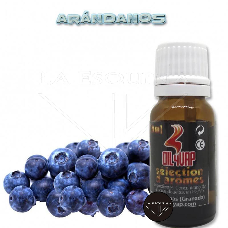 Aroma OIL4VAP Arandanos 10ml