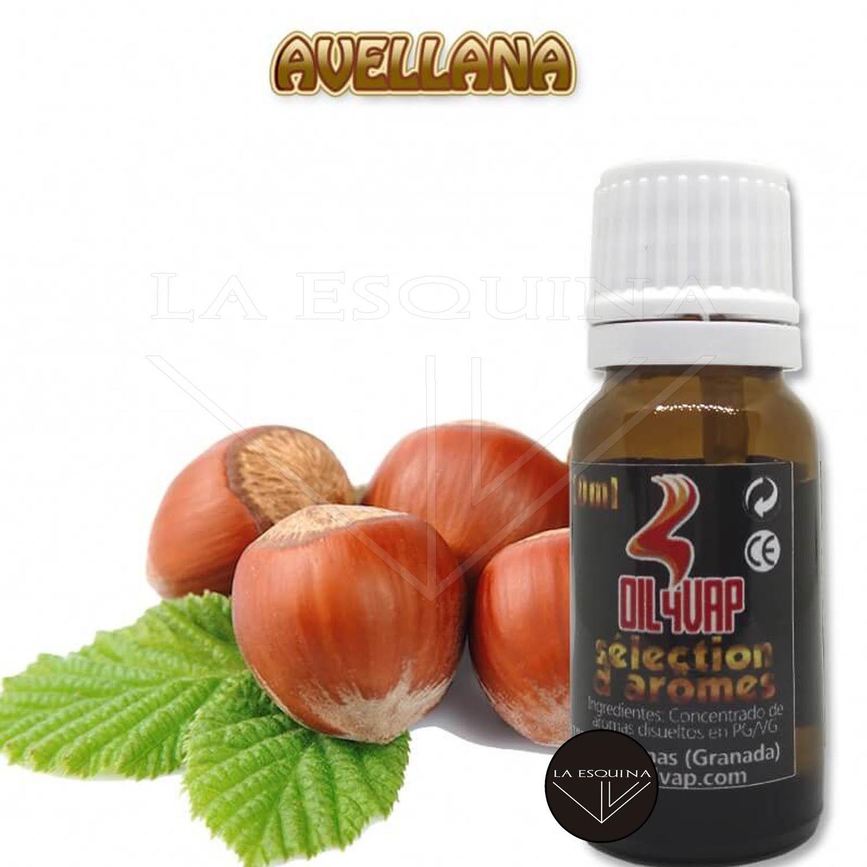 Aroma OIL4VAP Avellana 10ml
