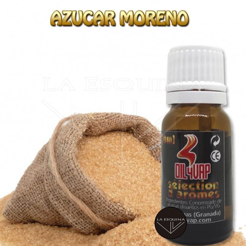 Aroma OIL4VAP Azucar Moreno 10ml