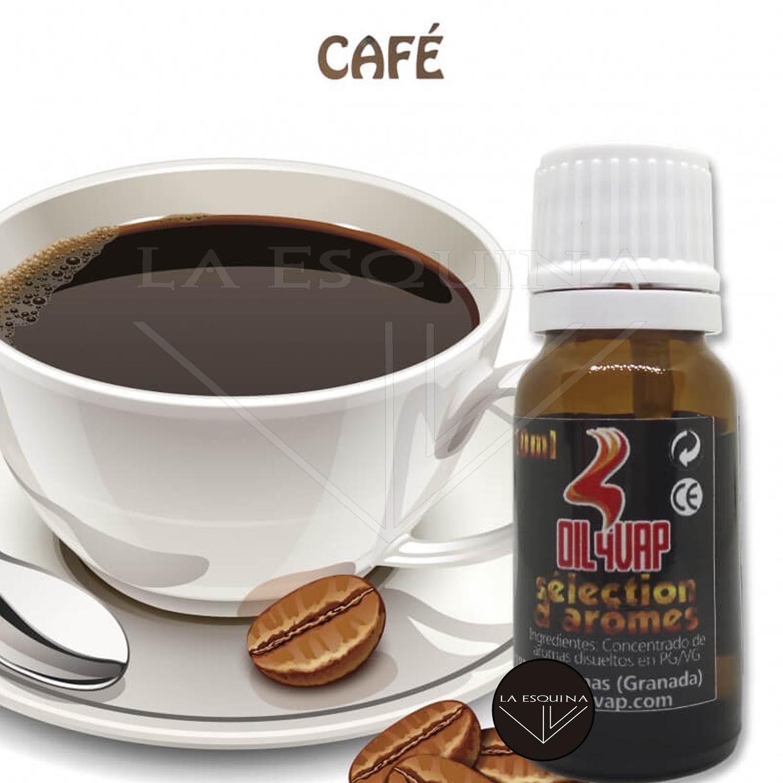 Aroma OIL4VAP Cafe 10ml