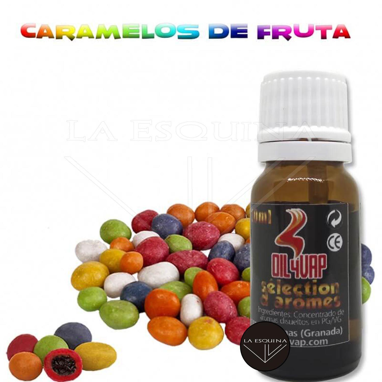 Aroma OIL4VAP Caramelos de Frutas 10ml