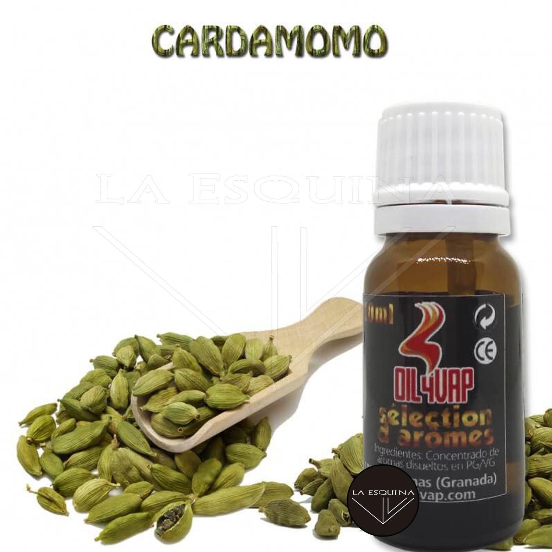 Aroma OIL4VAP Cardamomo 10ml
