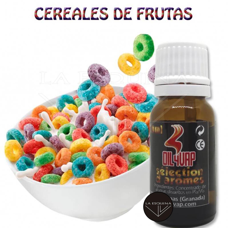 Aroma OIL4VAP Cereales de Frutas 10ml