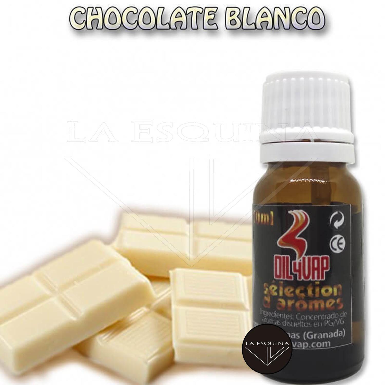 Aroma OIL4VAP Chocolate Blanco 10ml