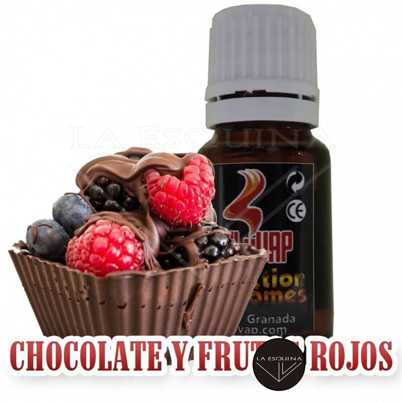 Aroma OIL4VAP Chocolate Y Frutos Rojos 10ml