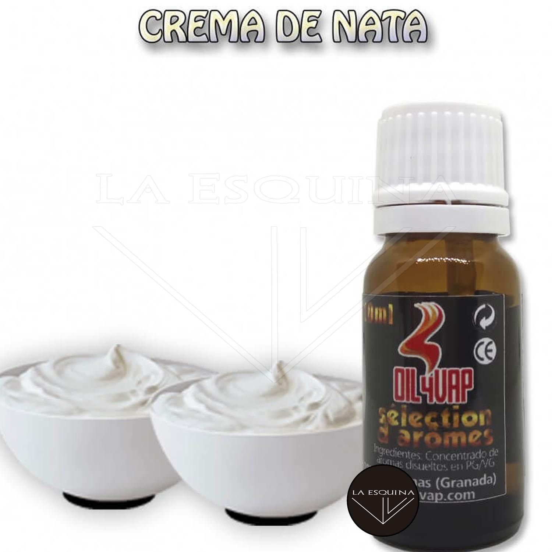 Aroma OIL4VAP Crema de Nata 10ml