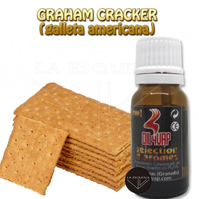 Aroma OIL4VAP Graham Cracker 10ml