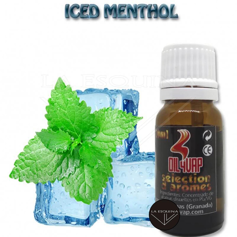 Aroma OIL4VAP Iced Menthol 10ml
