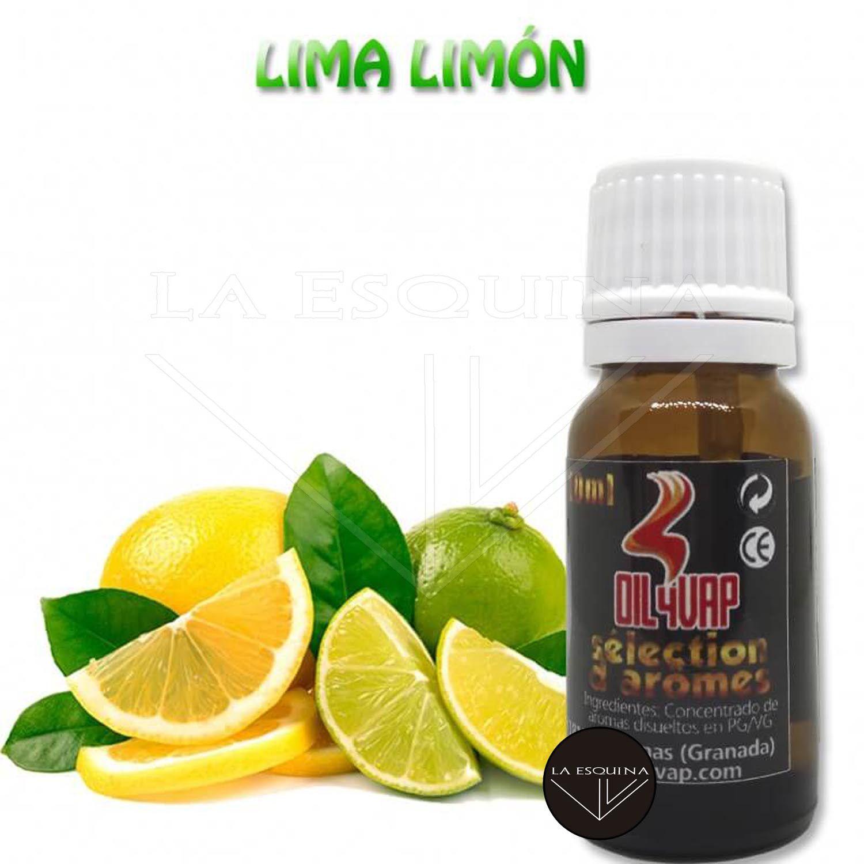 Aroma OIL4VAP Lima Limon 10ml