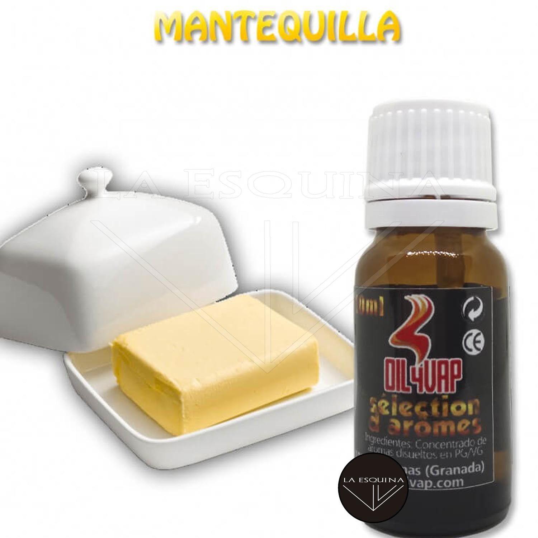 Aroma OIL4VAP Mantequilla 10ml