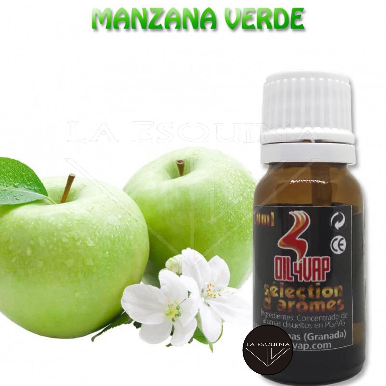 Aroma OIL4VAP Manzana Verde 10ml