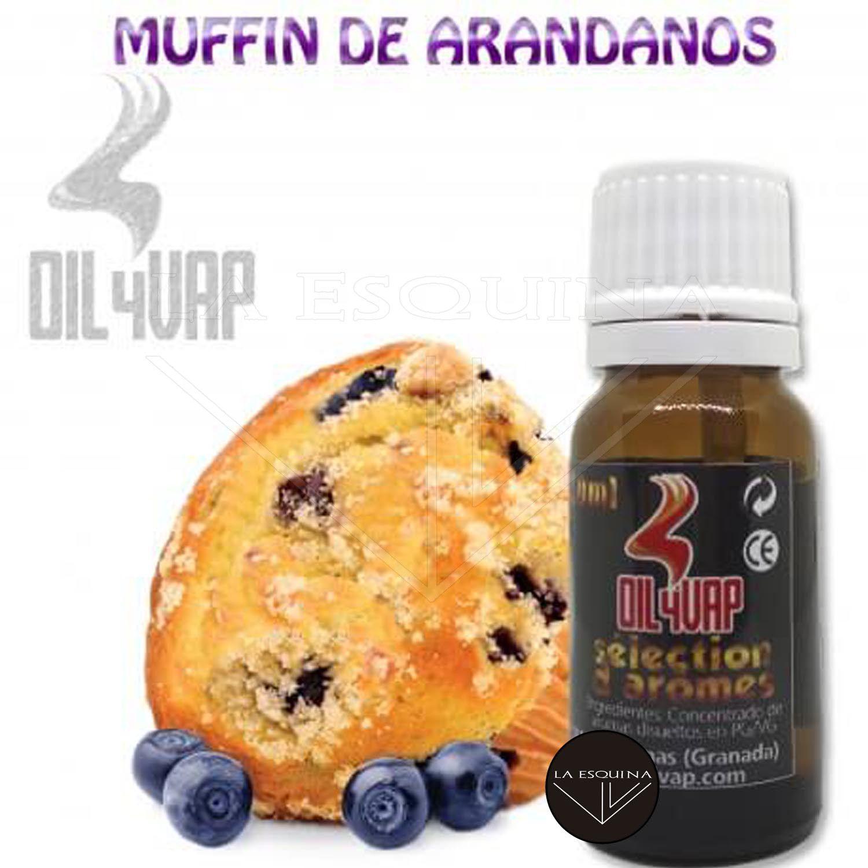Aroma OIL4VAP Muffin de Arandanos 10ml