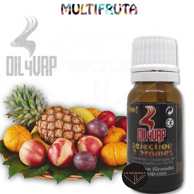 Aroma OIL4VAP Multifruta 10ml