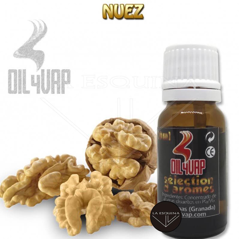 Aroma OIL4VAP Nuez 10ml