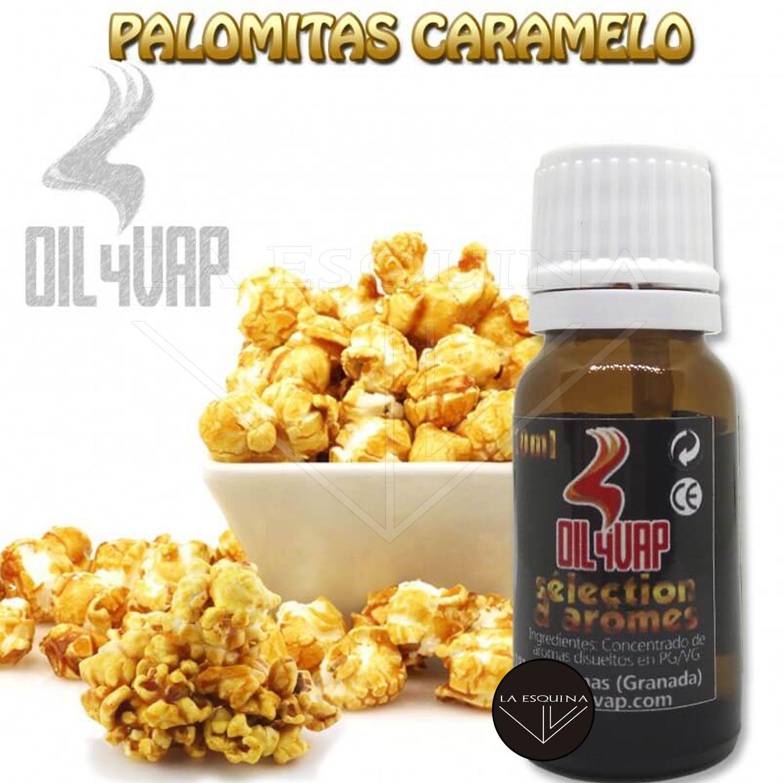 Aroma OIL4VAP Palomitas Caramelo 10ml