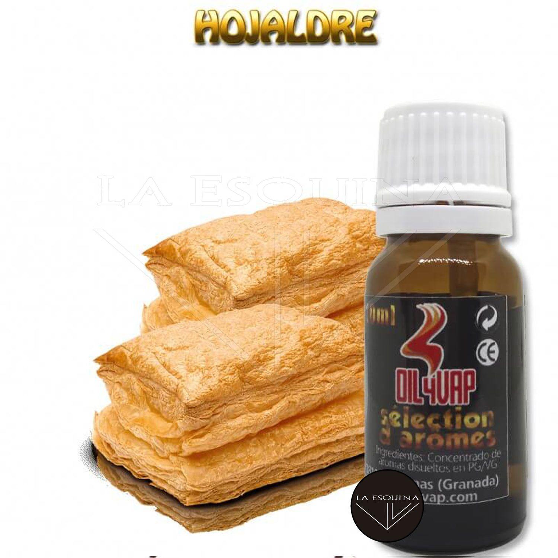 Aroma OIL4VAP Pastel de Crema 10ml