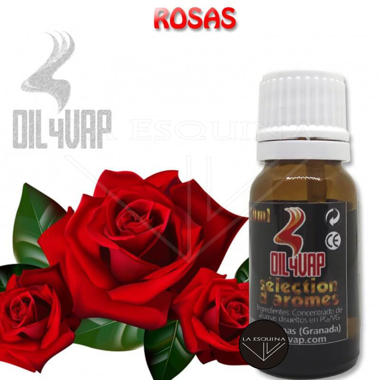 Aroma OIL4VAP Rosas 10ml