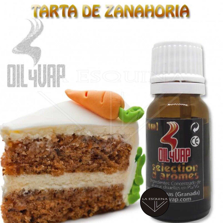 Aroma OIL4VAP Tarta de Zanahoria 10ml