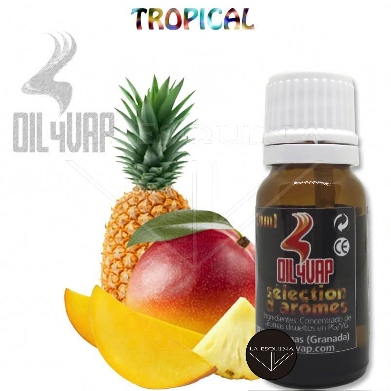Aroma OIL4VAP Tropical 10ml