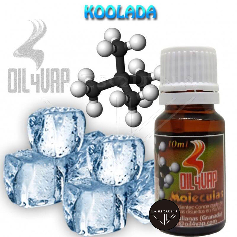 Molécula OIL4VAP Koolada 10ml