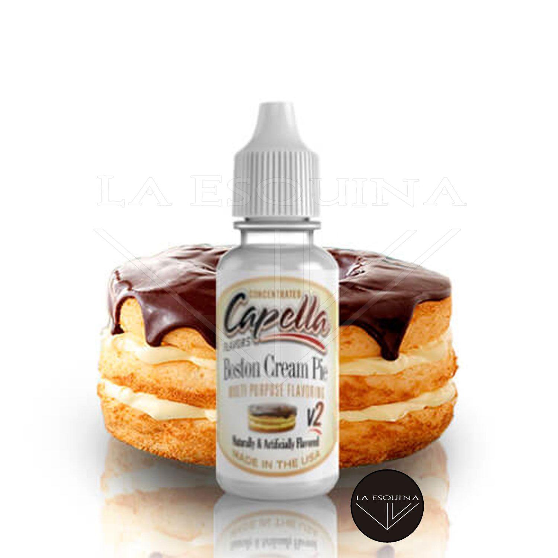 Aroma CAPELLA Boston Cream Pie v2 13ml