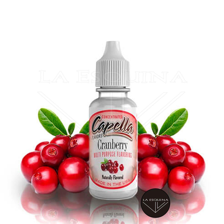 Aroma CAPELLA Cranberry 13ml