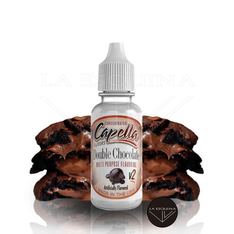 Aroma CAPELLA Double Chocolate v2 13ml