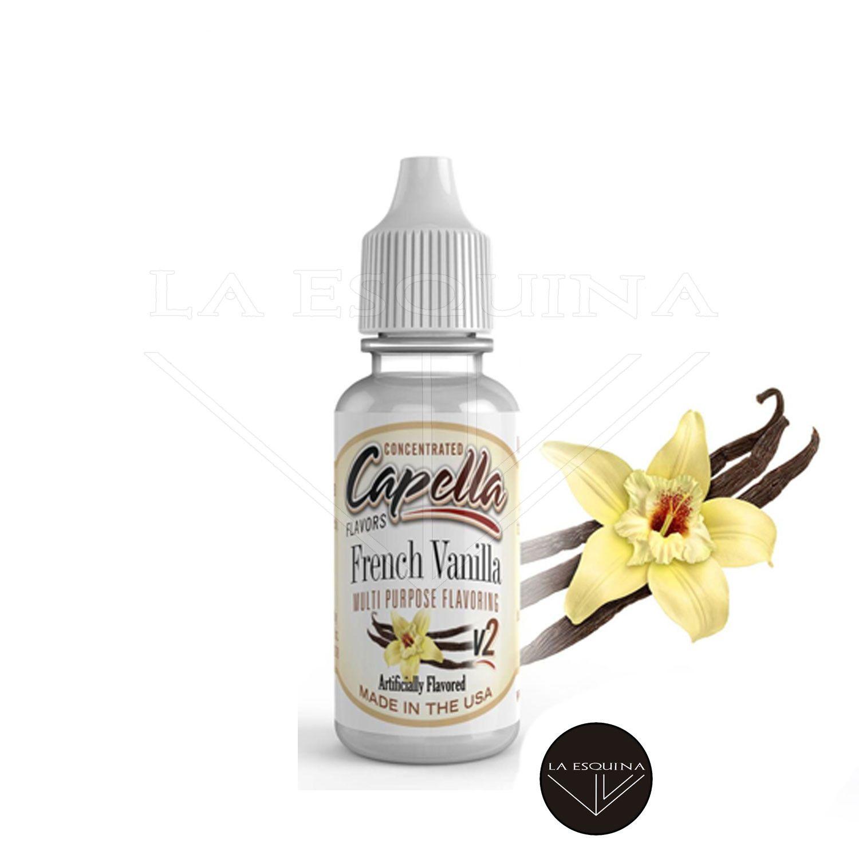 Aroma CAPELLA French Vanilla v2 13ml