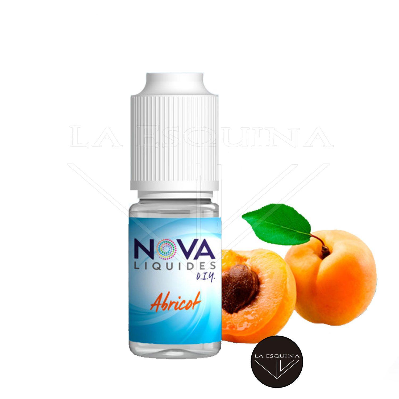 Aroma NOVA LIQUIDES Albaricoque 10ml