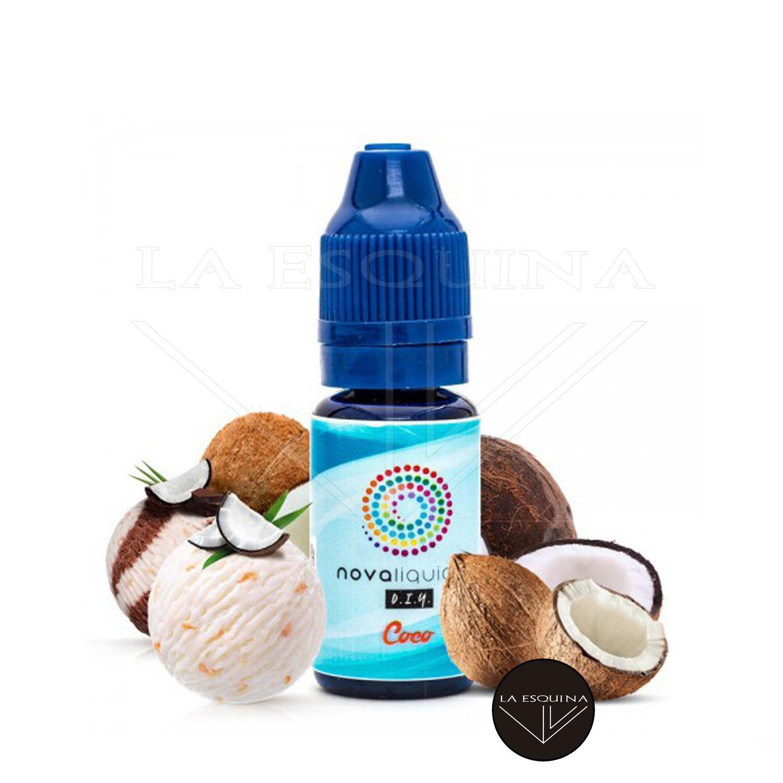 Aroma NOVA LIQUIDES Coco 10ml