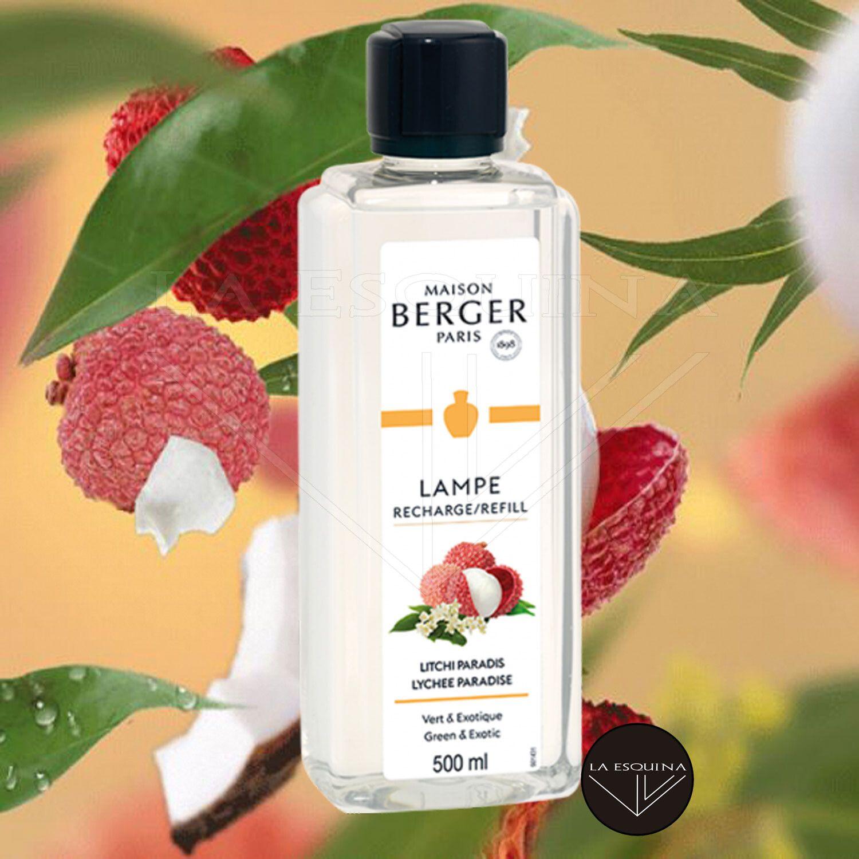 Parfum de Maison LAMPE BERGER Litchi Paradis 500 ml