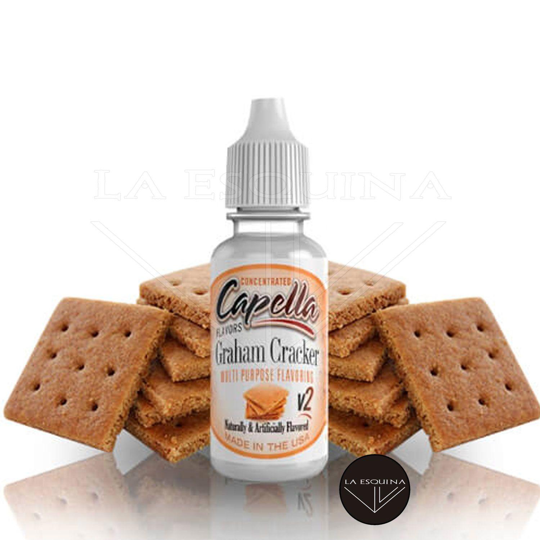 Aroma CAPELLA Graham Cracker v2 13ml