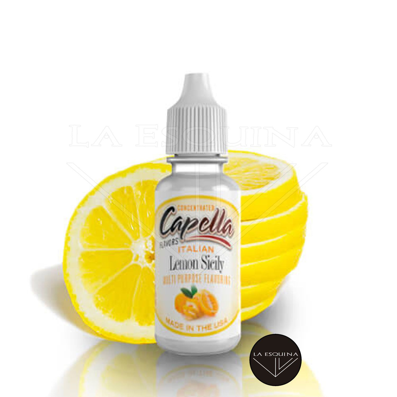 Aroma CAPELLA Italian Lemon Sicily 13ml