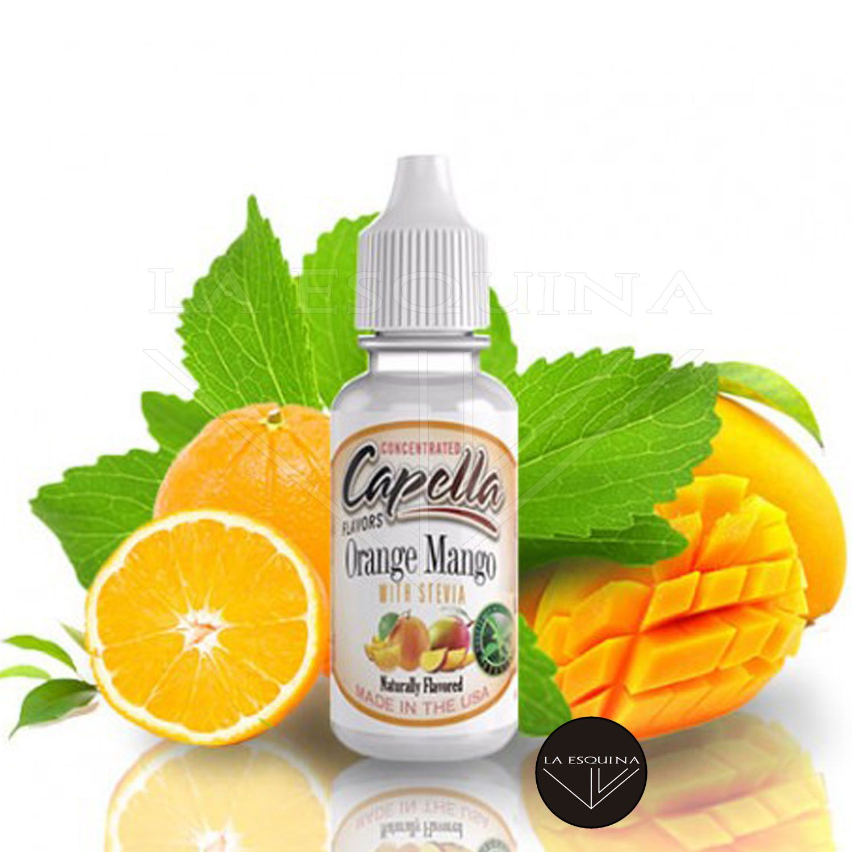 Aroma CAPELLA Orange Mango with stelvia 13ml