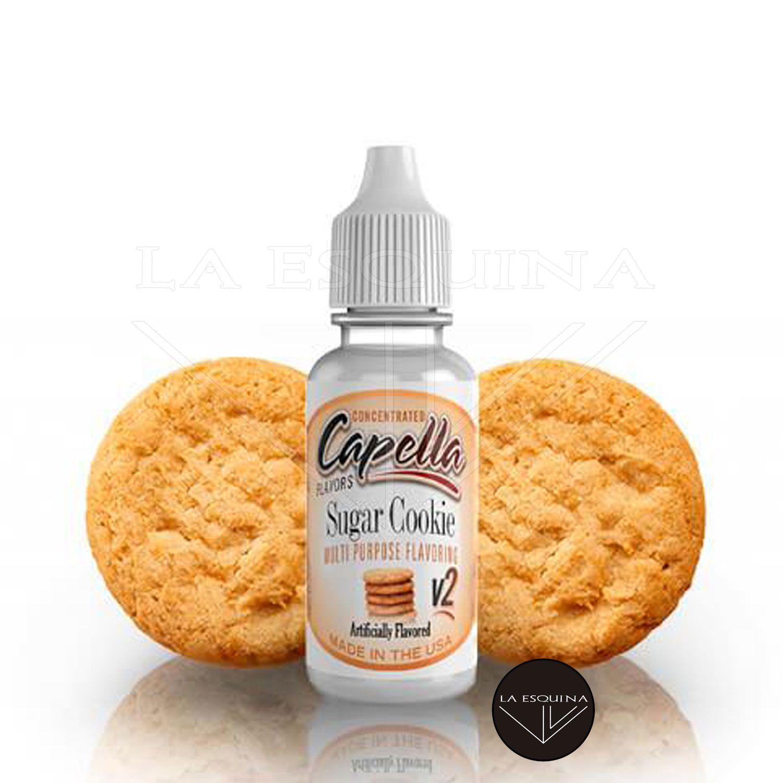 Aroma CAPELLA Sugar Cookie v2 13ml