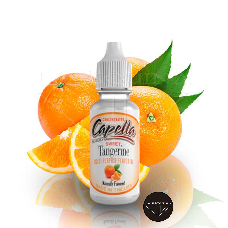 Aroma CAPELLA Sweet Tangerine 13ml