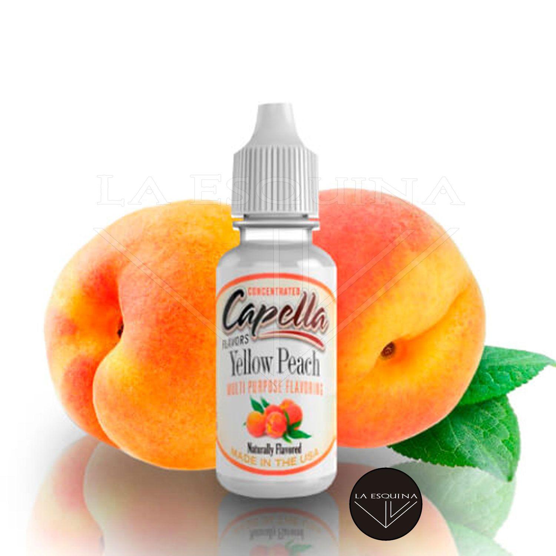 Aroma CAPELLA Yellow Peach 13ml