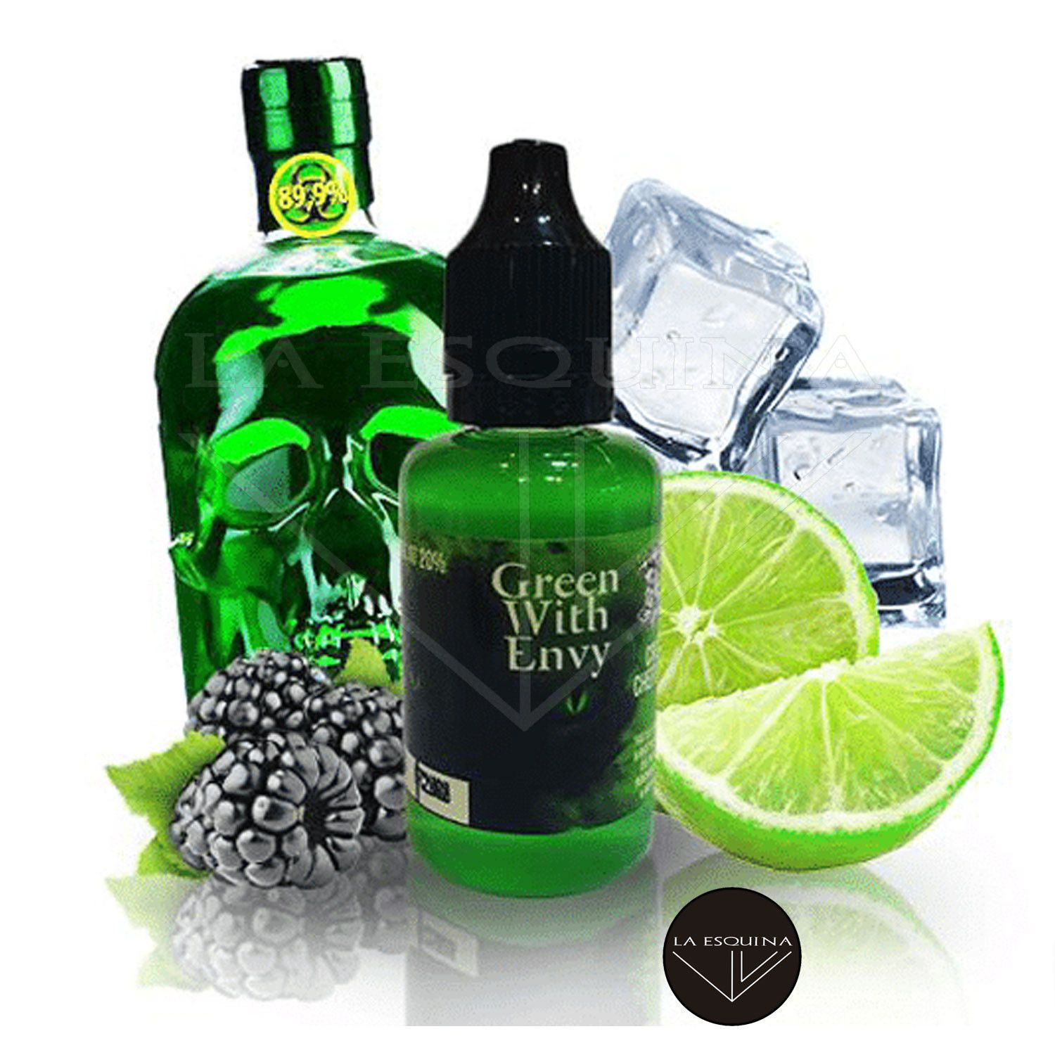 Aroma CHEFS FLAVOURS Green with Envy 30ml